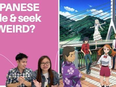 Learn Japanese Through Anime || Kakurenbo in Anohana